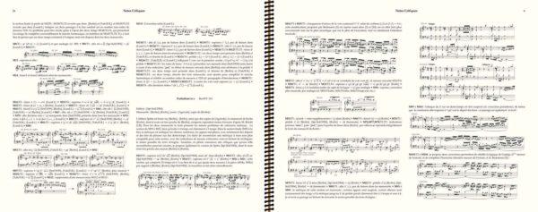 BuxWV 143, Critical Apparatus, Buxtehude complete organ works, volume I
