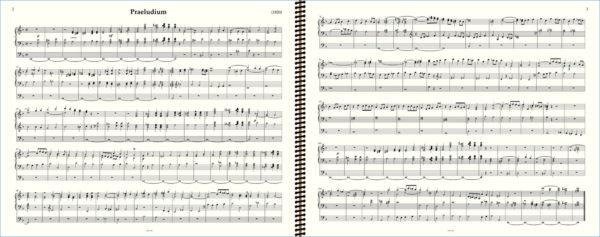 OrganScore Mendelssohn Prélude pour orgue en ré mineur