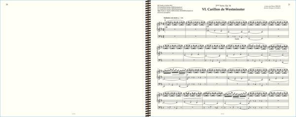 Vierne Pièces de Fantaisie (Suite 3) - Carillon de Westminster