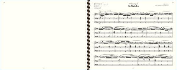 Vierne Pièces de Fantaisie (Suite 4) - Naïades