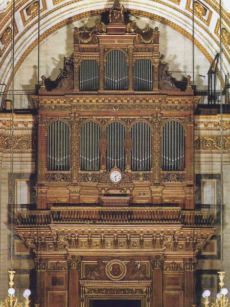 'La Madeleine' Organ, Paris
